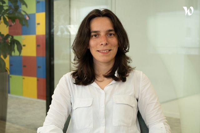 Rencontrez Anne Sophie, Product Owner - VIALINK