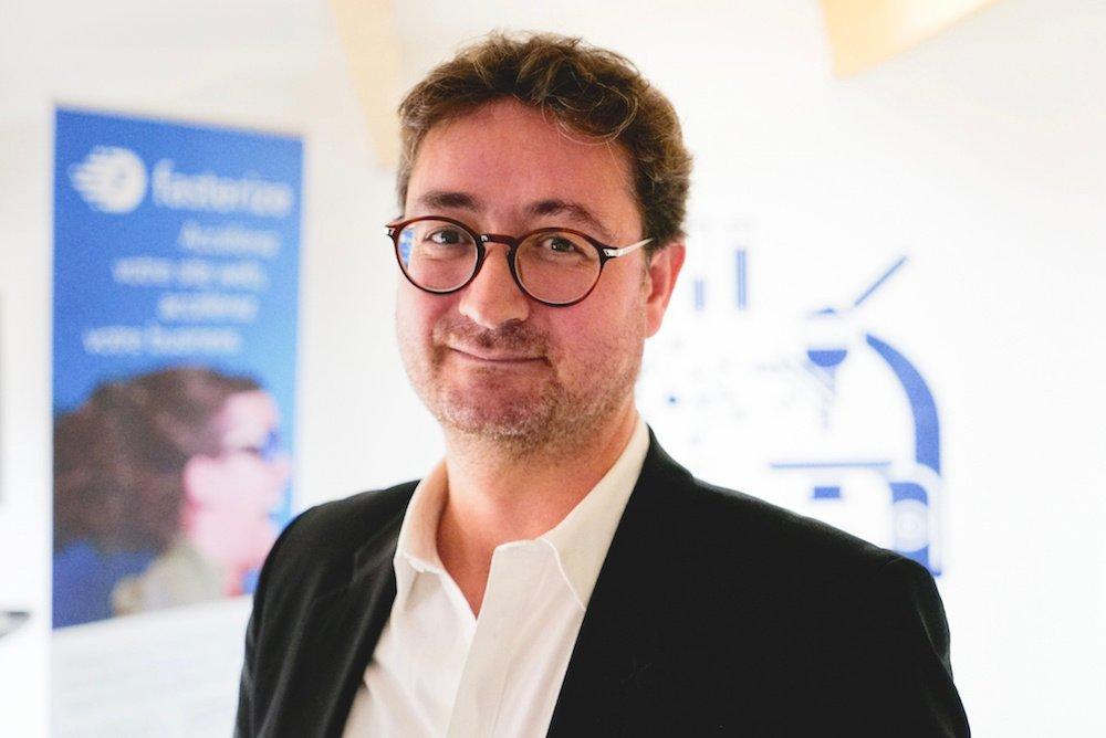 Stéphane Rios - Fasterize