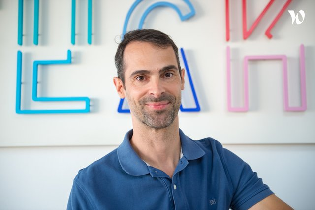 Stephane, Head of Product & Operations - WITH