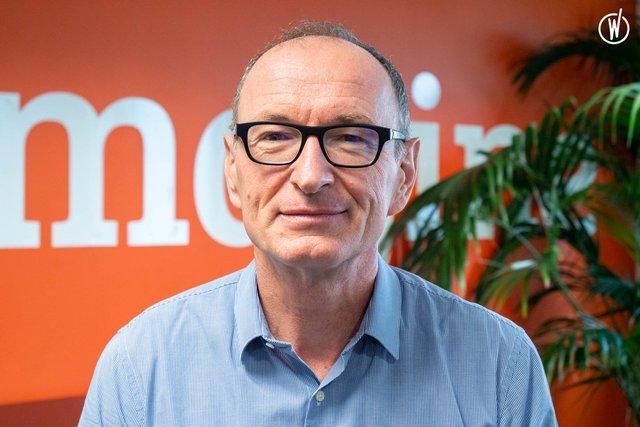 Rencontrez Jean-François, CEO Groupe - emagine