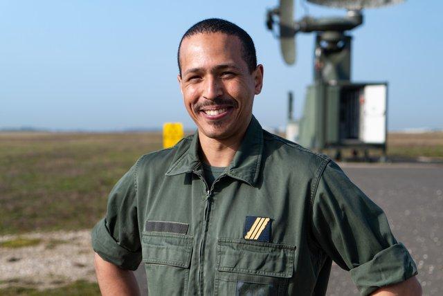 Rencontrez Sergent-Chef Patrice, Mécatronicien - armée de l'Air et de l'Espace