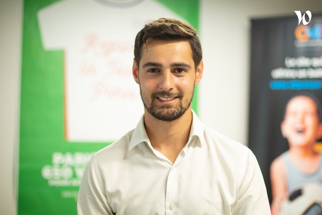Rencontrez Sofiane, CEO - Gomypartner