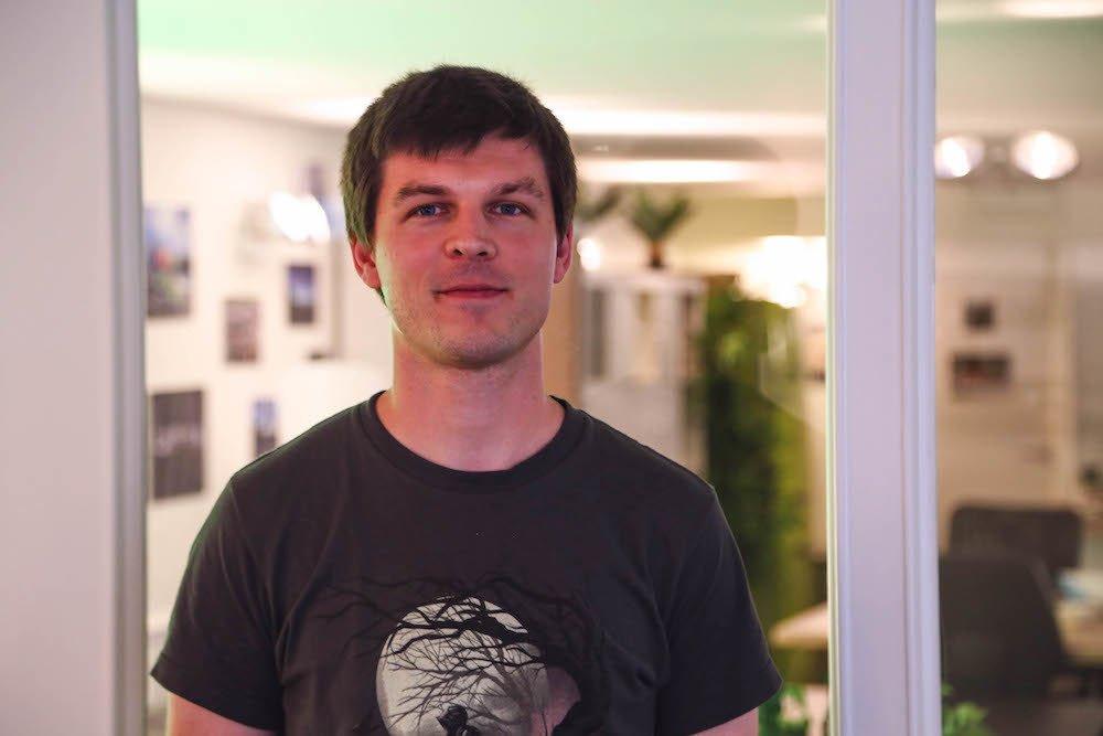 Rencontrez Martin, Developer – R&D team - Limonetik - a Thunes Company