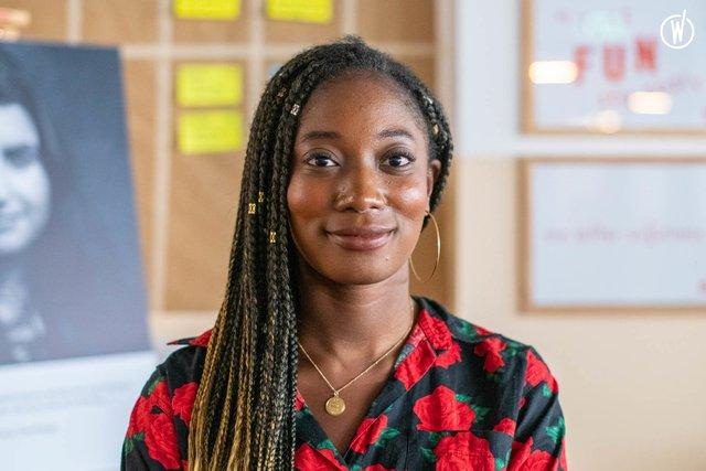 Rencontrez Aminata, Senior Campaigner - Change.org