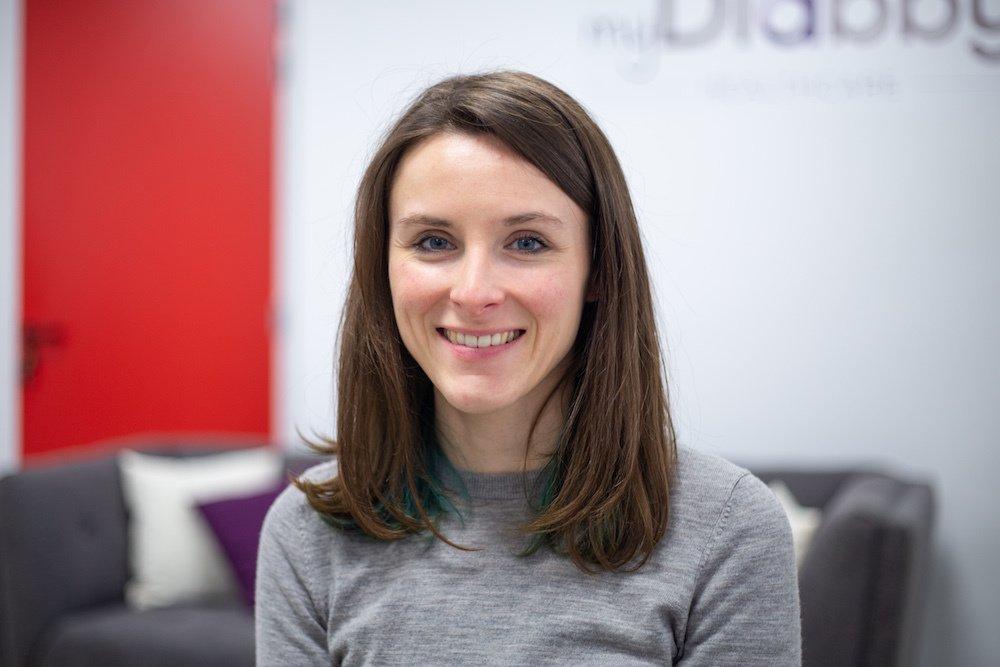 Rencontrez Anastasia, Co-fondatrice et CEO - myDiabby Healthcare