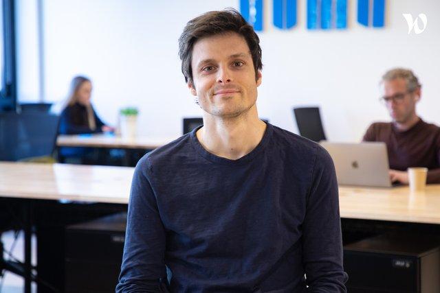 Rencontrez Romain, CEO - NUMA