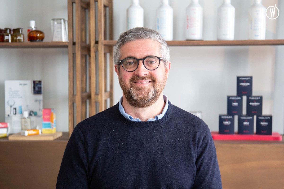 Rencontrez Etienne, cofondateur & business developer - Kerzon