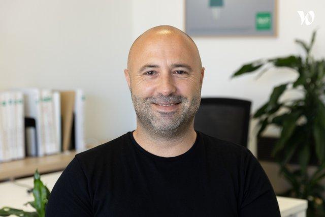 Rencontrez Olivier, Conseiller Crédits - IN&FI Crédits