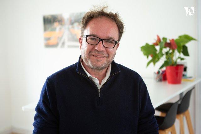 Rencontrez Olivier, CEO - Novagen conseil