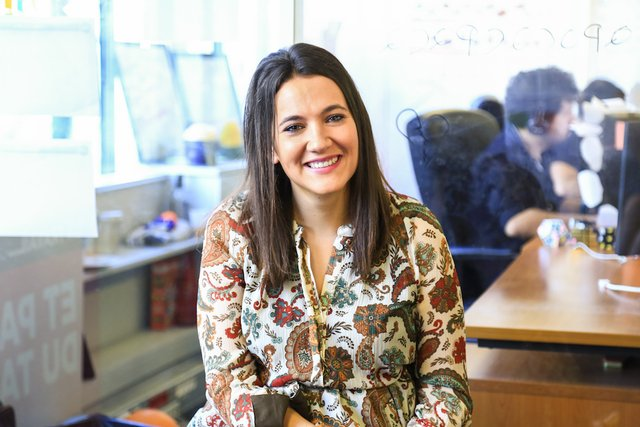 Rencontrez Julie, Business Développeur - Mistertemp'