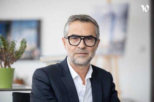 Rencontrez Thierry, Président-Fondateur du Groupe - Elithis