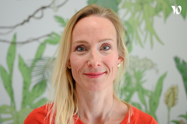 Rencontrez Lene, Export Manager & Happiness Manager - Biofuture