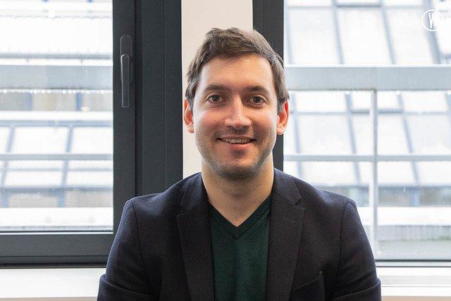 Rencontrez Etienne, CEO - Junto