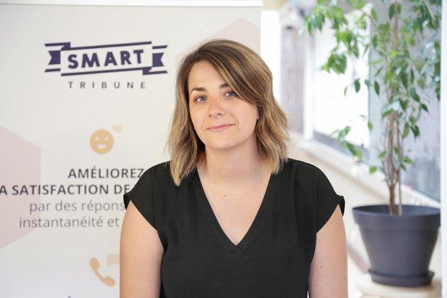 Rencontrez Lucie, Product Manager - Smart Tribune