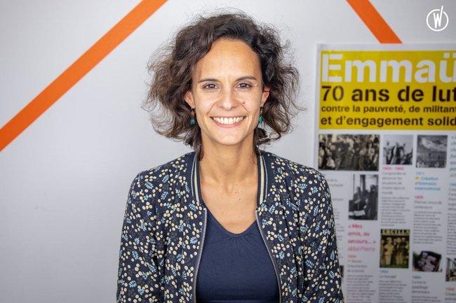 Rencontrez Maud, Co-Fondatrice & CEO - Label Emmaus