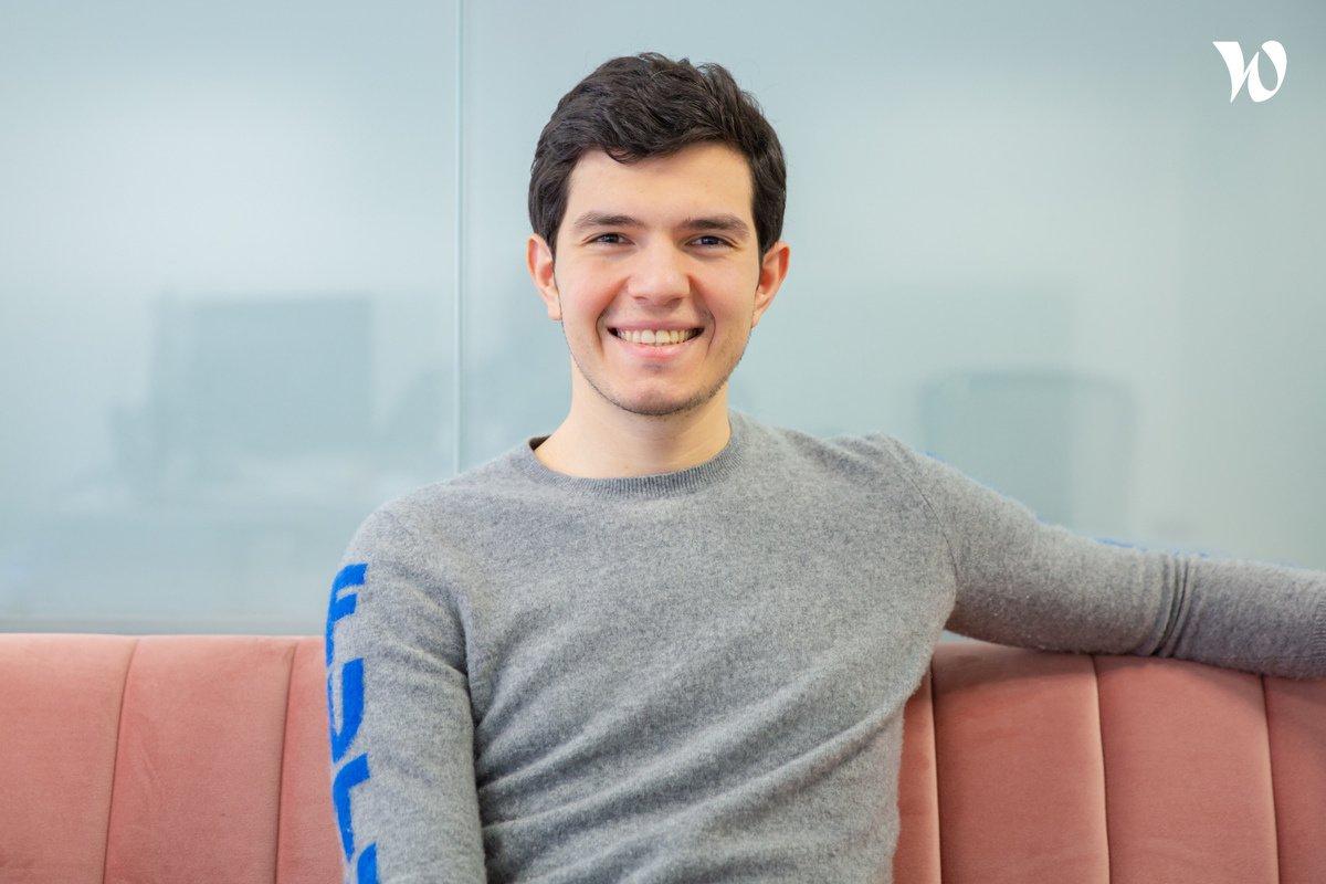 Rencontrez Dan, Ingénieur Pédagogique  - 26 Academy