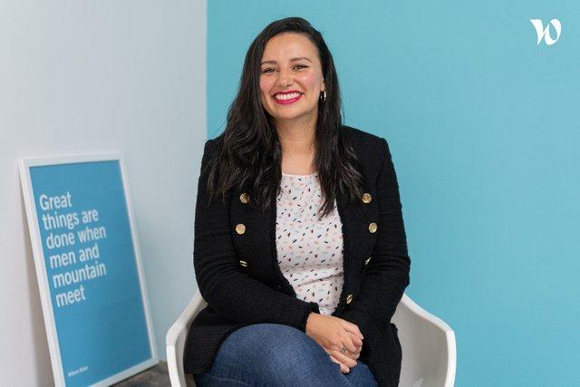 Rencontrez Naima AIT SAID, Solution Consultant Presales - Andjaro