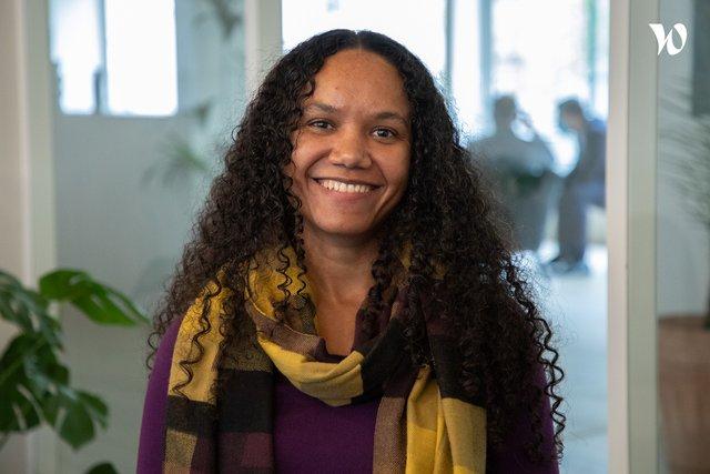 Rencontrez Alia , Chef de Projet et Data Scientist  - Datategy