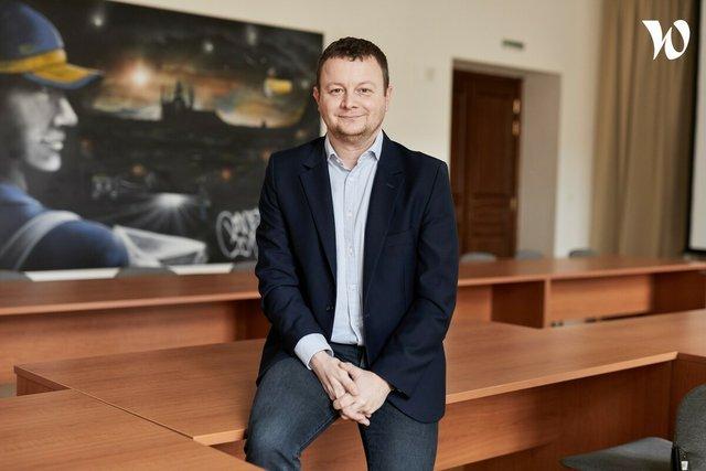 Zdeněk Salcman, Manažer rozvoje lidských zdrojů - Česká pošta