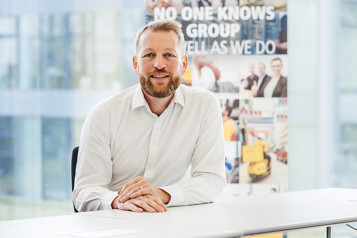 Frederic Barbier - DHL Information Services