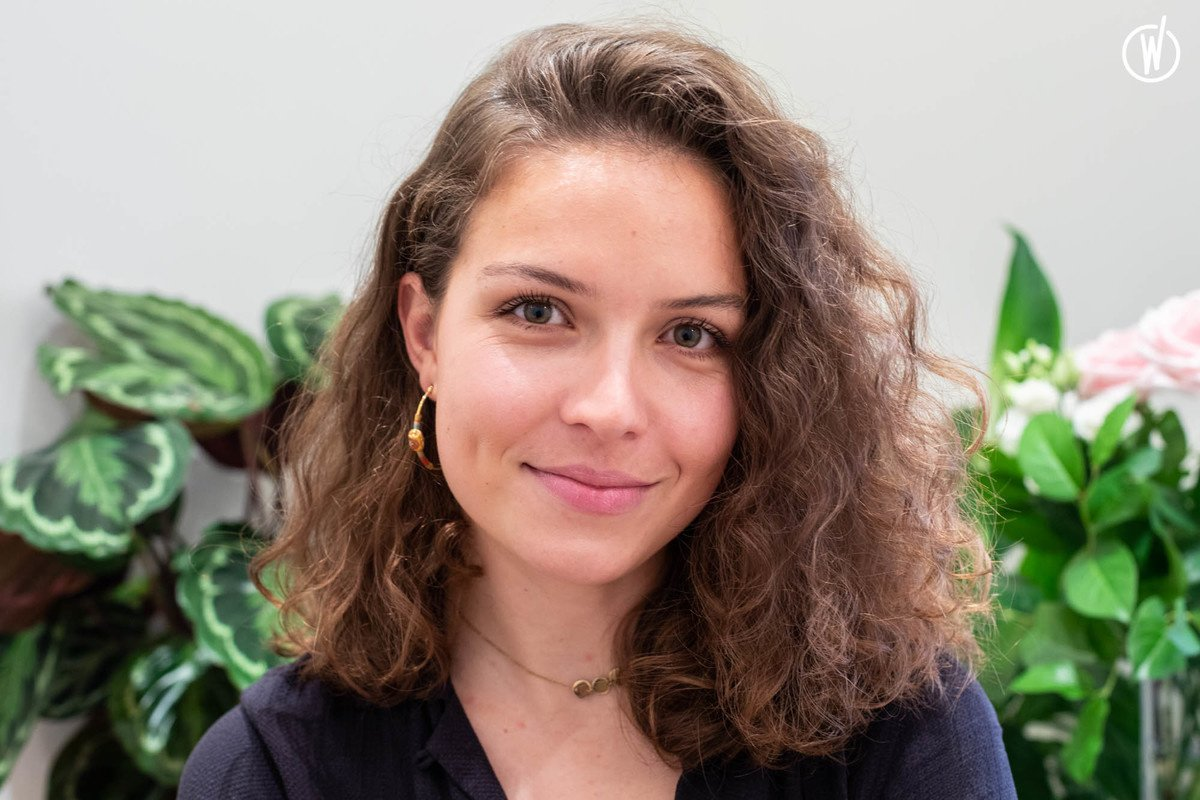 Rencontrez Claire-Elise, Chef de Projet - Nivac