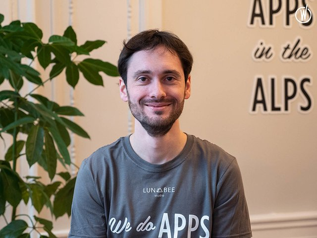 Meet Nicolas, Lead Developer IOS - Lunabee Studio