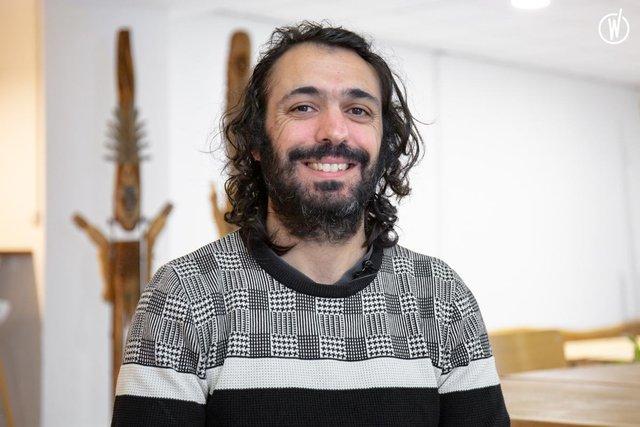 Rencontrez Fabio, Référant des formations créatives - L'École Multimédia