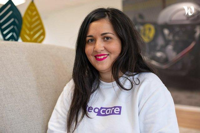 Rencontrez Sabrina, Talent Acquisition Manager - Leocare