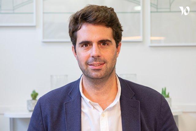 Rencontrez Xavier, Founder - Marigny Capital