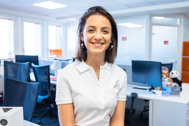 Meet Nadine, Data Scientist - Beezen