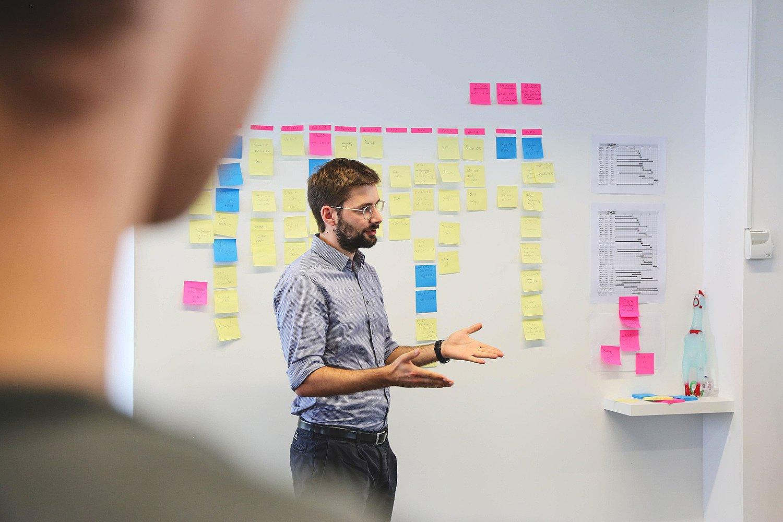 Tipy na dobrou prezentaci nejen před kolegy