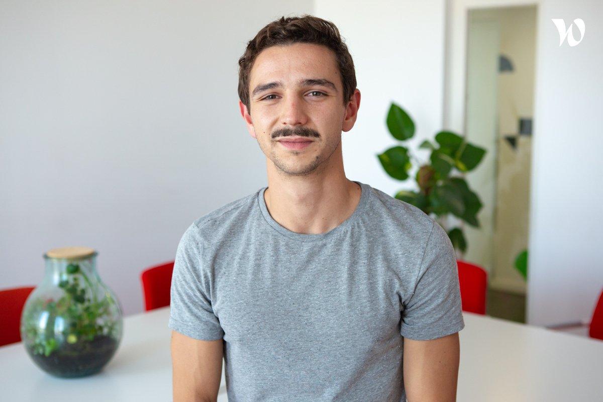 Rencontrez Pierre, Chef de Projet - Homaj