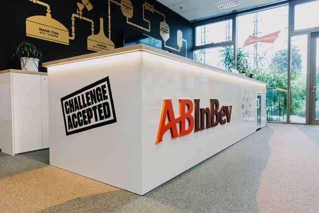 AB InBev Prague