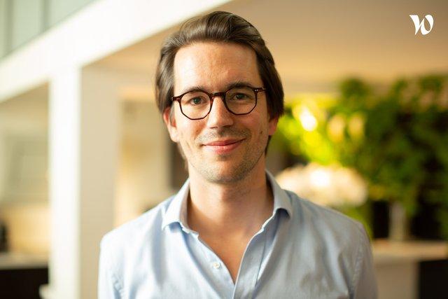 Rencontrez Thomas, Directeur - Cambon Partners