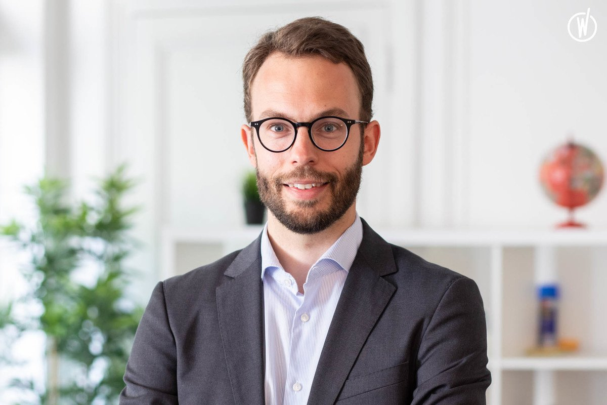 Rencontrez Pierre Henri, Manager - Vertone