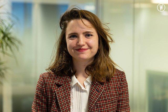 Rencontrez Morgane, Ingénieure - Cheffe de projet - APL DATA CENTER
