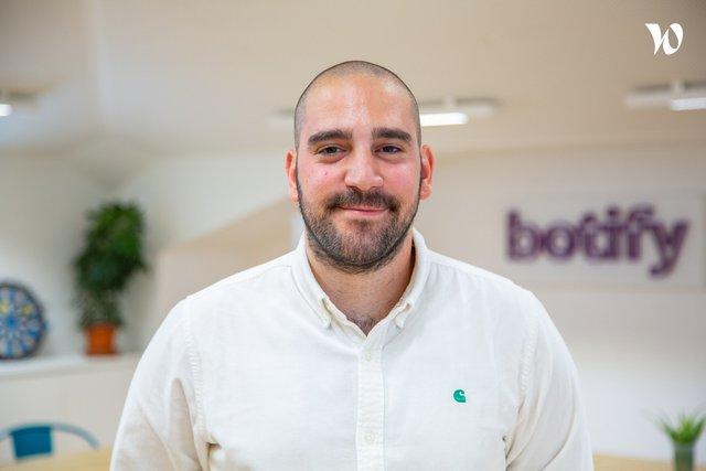 Meet Ugo, Account Executive - Botify