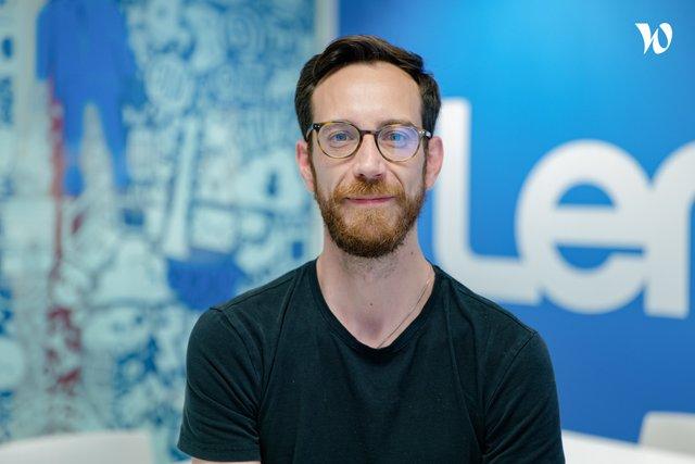Rencontrez Thomas, Chief Technical Officer - Lengow