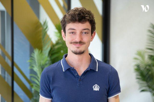 Rencontrez Arnaud, Développeur Back End - L'Atelier