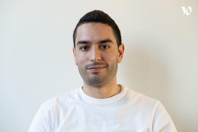 Rencontrez Aghiles, Data Scientist - Dataleon