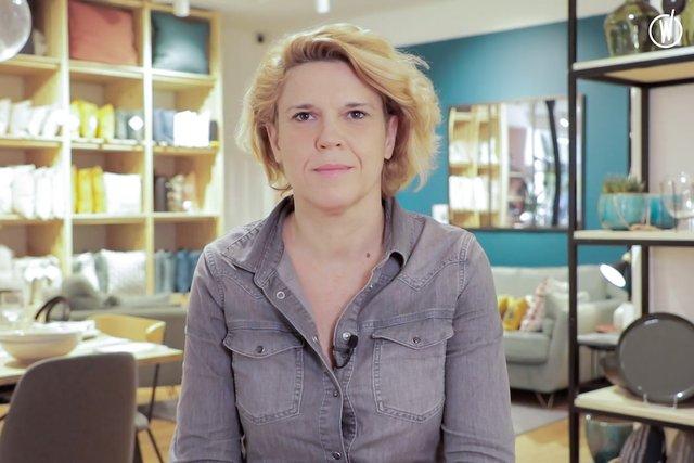 Rencontrez Sandrine, Directrice Maison et Décoration - La Redoute