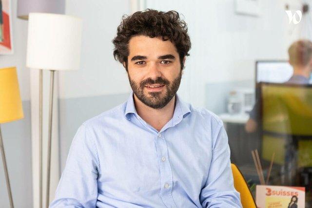 Rencontrez Pierre-Luc, Directeur Des Opérations - 3 SUISSES
