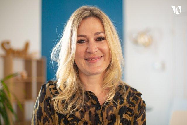 Rencontrez Mariève, Responsable d'agence PACA - TRSb