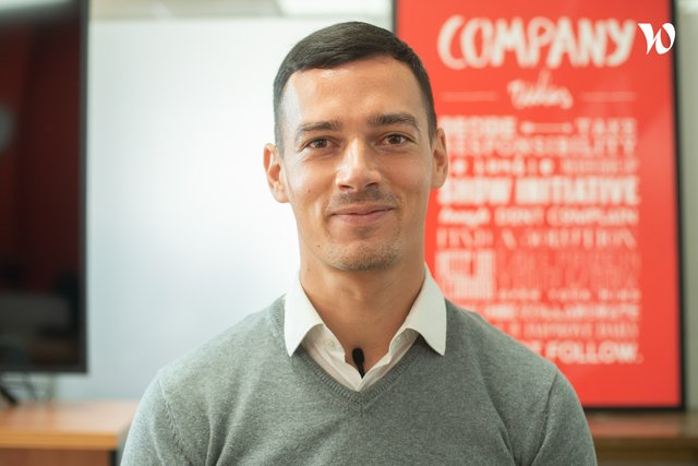 Rencontrez Xavier, Head of Customer Care and Operations - Popcarte