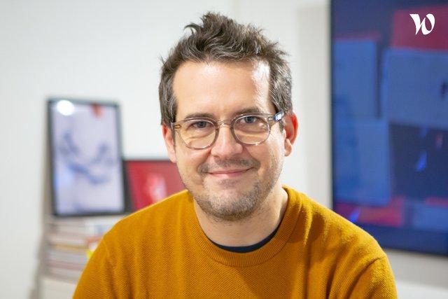 Rencontrez David, CTO - Wethenew