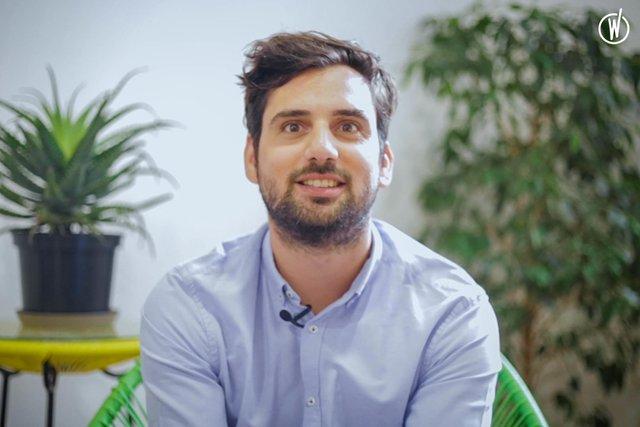 Rencontrez Arnaud, Chef de projet - Antelop Solutions