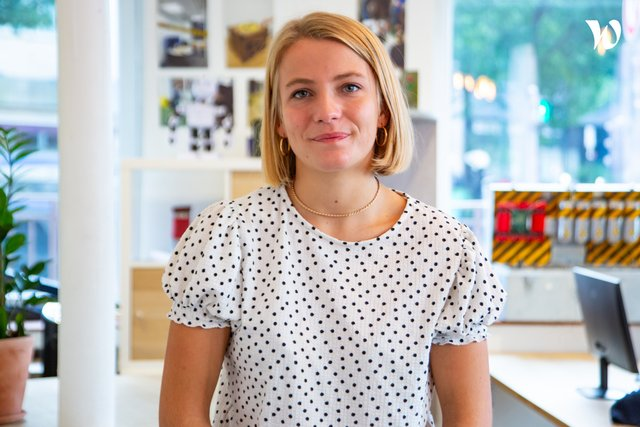 Rencontrez Charlotte, Chef de projet - Emeraude Escape Game