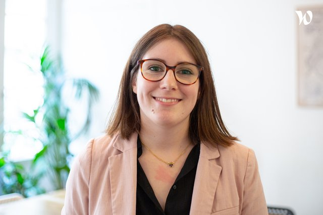 Rencontrez Cécile, Cheffe de projet - Sooyoos