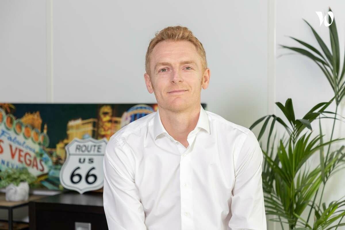 Rencontrez Alexandre, Directeur Général - MARCO VASCO