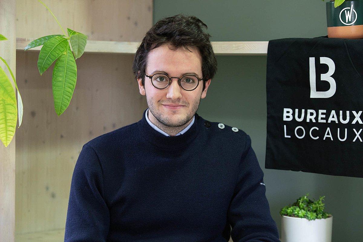 Rencontrez Antoine, Directeur du Développement - BureauxLocaux